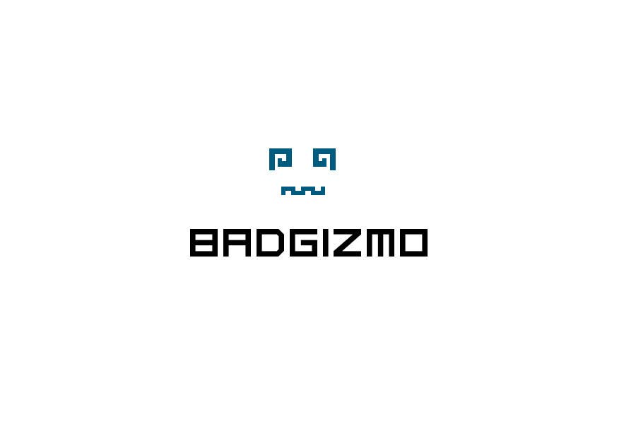 Contest Entry #                                        40                                      for                                         Logo Design for BadGizmo