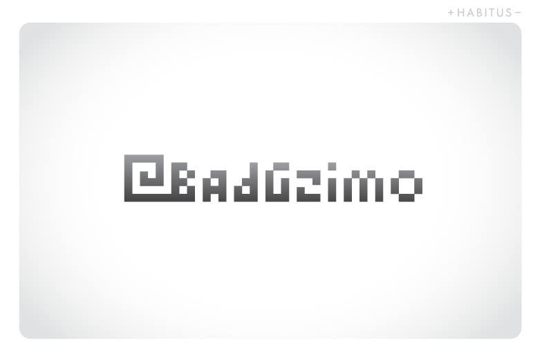 Contest Entry #                                        68                                      for                                         Logo Design for BadGizmo