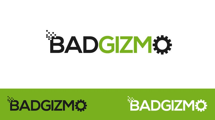 Contest Entry #                                        25                                      for                                         Logo Design for BadGizmo