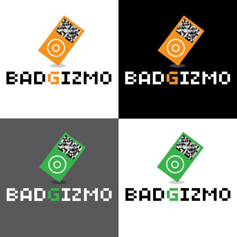 Contest Entry #                                        31                                      for                                         Logo Design for BadGizmo