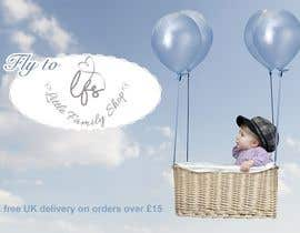 #4 for leaflet design - online retail baby clothes by BayuZulkarnain