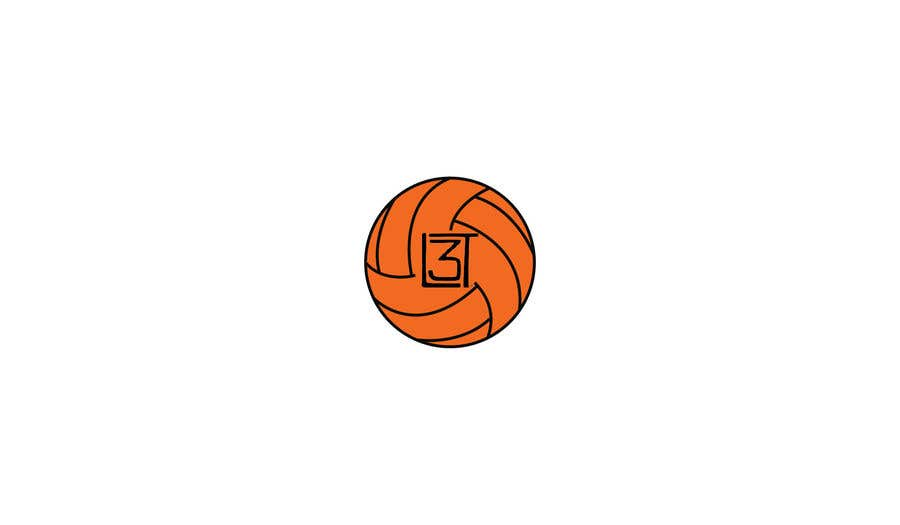 Contest Entry #12 for Enhance our Logo to include Volleyball graphics
