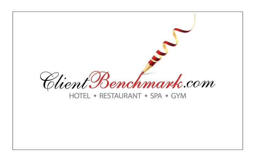 Inscrição nº                                         110                                      do Concurso para                                         Logo Design for clientbenchmark.com