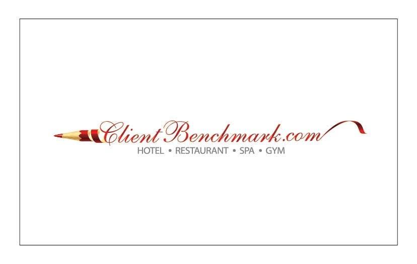Inscrição nº                                         112                                      do Concurso para                                         Logo Design for clientbenchmark.com