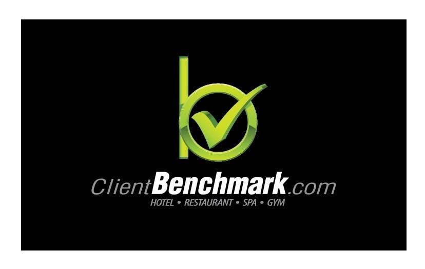 Inscrição nº                                         115                                      do Concurso para                                         Logo Design for clientbenchmark.com
