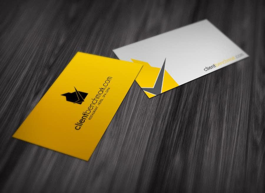 Konkurrenceindlæg #135 for Logo Design for clientbenchmark.com