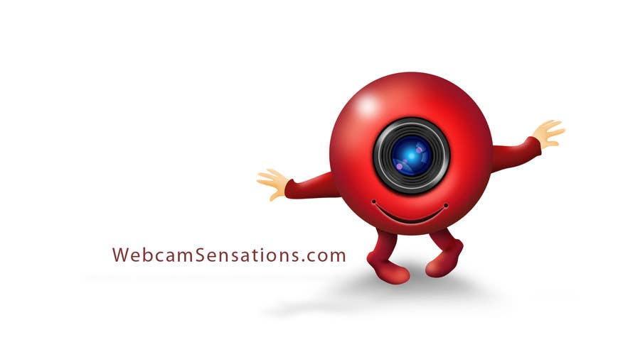 Конкурсная заявка №167 для Logo Design for Webcam Sensations