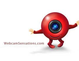#167 para Logo Design for Webcam Sensations por AnaCZ