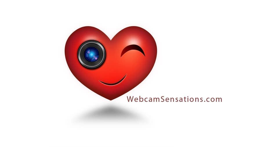 Inscrição nº                                         143                                      do Concurso para                                         Logo Design for Webcam Sensations
