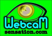 Bài tham dự #272 về Graphic Design cho cuộc thi Logo Design for Webcam Sensations