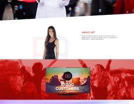 Nro 5 kilpailuun Design a landing page for our competition käyttäjältä robertoanguloto