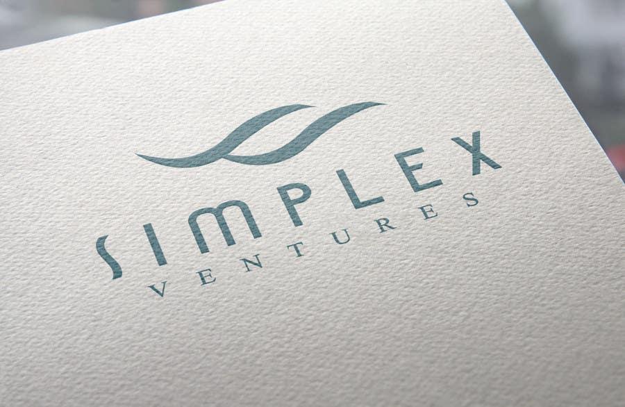 Bài tham dự cuộc thi #                                        59                                      cho                                         Design an AMAZING Logo for Simplex Ventures