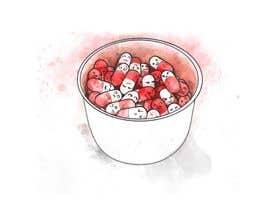 #9 para Produce cartoon image from stock photo, for use as cover art por georgemx