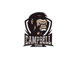 #100 for team campbell af BigHorseGraphics