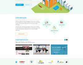 #7 cho Design a Website Mockup for Digital Agency Website bởi obizzy