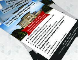 #10 per Flyer for Buy a house quick & easy seminar da Rezamahmud019