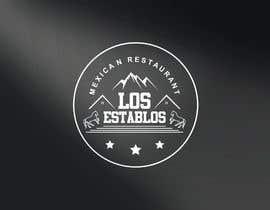 Nro 64 kilpailuun Logo Design - Los Establos Mexican Restaurant käyttäjältä muhammadrafiq974