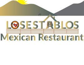 Nro 75 kilpailuun Logo Design - Los Establos Mexican Restaurant käyttäjältä nabiekramun1966