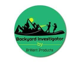 #2 para Logo Design - Backyard Investigator por ArnobDey