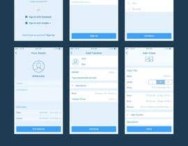 #50 for App UI/UX Design by donigraphic