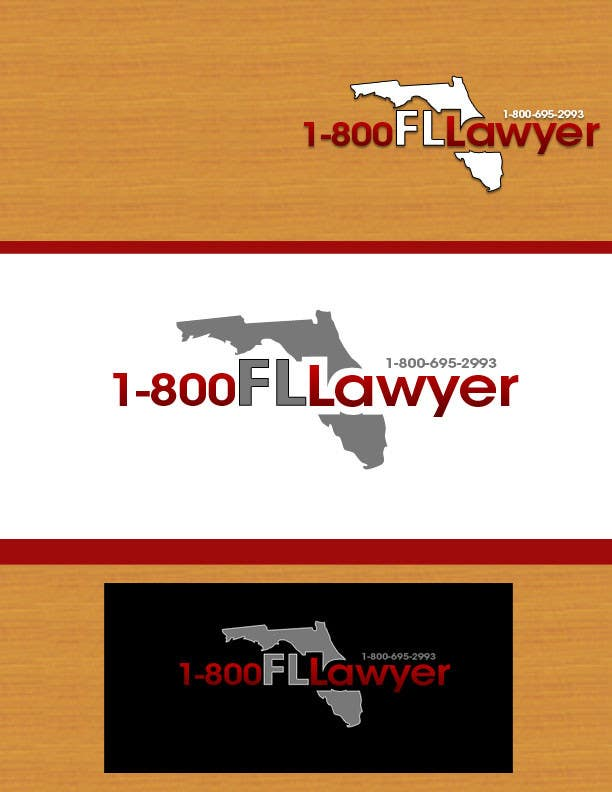 Contest Entry #148 for Logo Design for 1-800FLLawyer