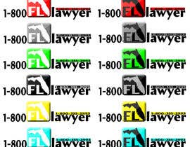 #204 para Logo Design for 1-800FLLawyer por mariamerdjanova