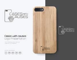 #108 para Design a Logo for a Custom Cell Phone Case Company por samehsos
