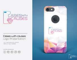 #173 para Design a Logo for a Custom Cell Phone Case Company por samehsos
