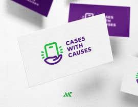 #192 para Design a Logo for a Custom Cell Phone Case Company por makspaint