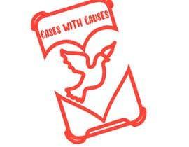 #206 para Design a Logo for a Custom Cell Phone Case Company por AzaharNOH