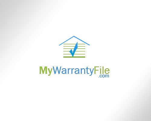 #165 for Logo Design for My Warranty File by LogoDunia