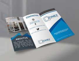 #8 untuk Zonez e Brochure oleh jarreth