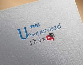 """nº 31 pour Logo for an """"The Unsupervised Show"""" par madhabchakrobor3"""