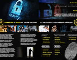 #19 pentru Flyer Design for security and transportation company de către creationz2011