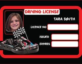 #17 para Children's Drivers licence por biplabnayan