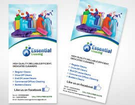 #16 for DL size flyer for home cleaning business by azgraphics939