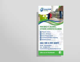 #24 for DL size flyer for home cleaning business by TohaAshrak