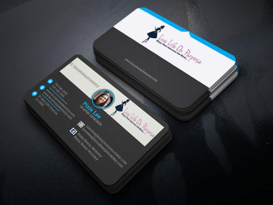 Entry #167 by Akheruzzaman2222 for Design custom author business ...