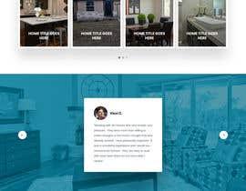#41 для Homebuilder website redesign от nizagen