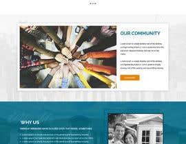 #38 для Homebuilder website redesign от xprtdesigner