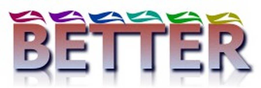 Contest Entry #                                        172                                      for                                         Logo Design for Better