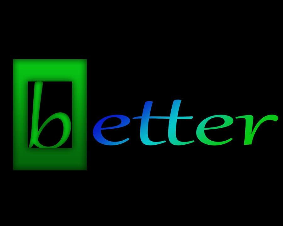 Logo Design for Better的参赛作品#264