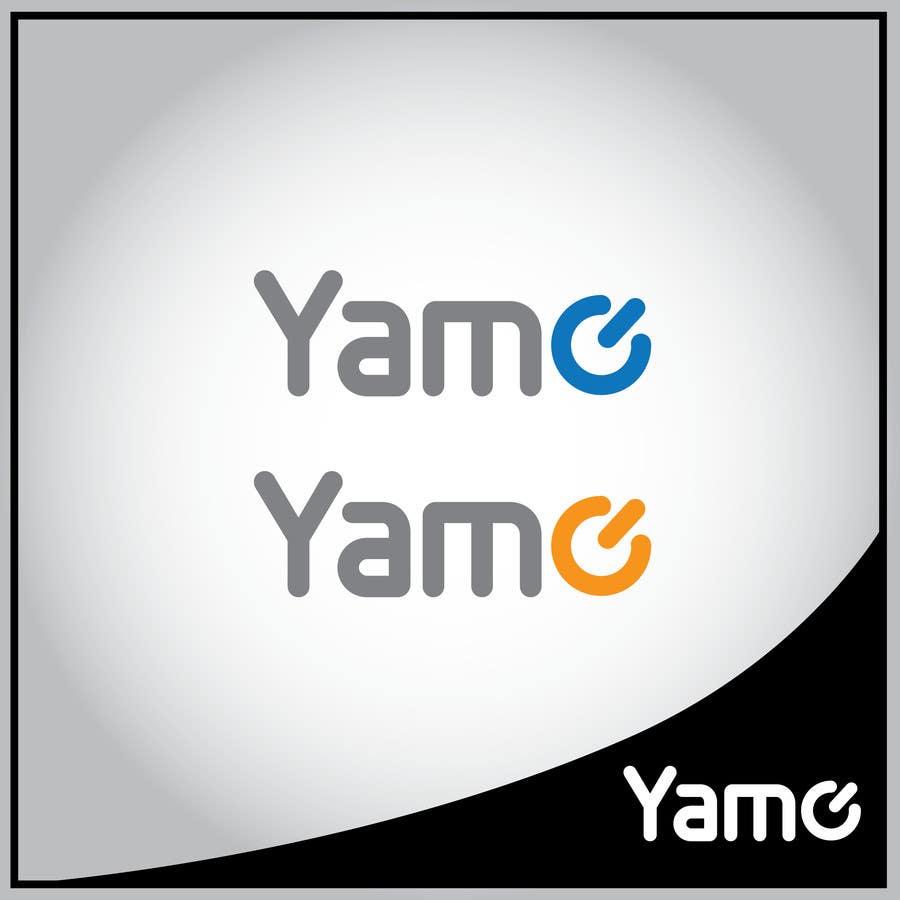 Kilpailutyö #528 kilpailussa Logo Design for Yamo