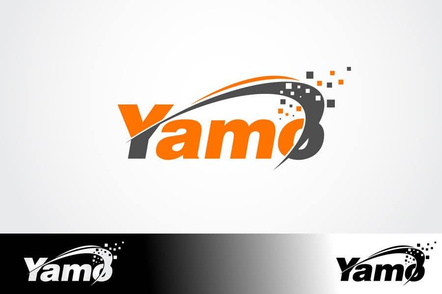 #666 for Logo Design for Yamo by RIOHUZAI