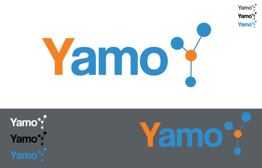 Penyertaan Peraduan #717 untuk Logo Design for Yamo