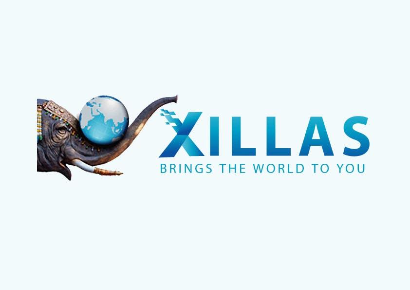 Penyertaan Peraduan #177 untuk Logo Design for Xillas