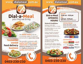 #27 para Dial a meal Flyers por creationz2011