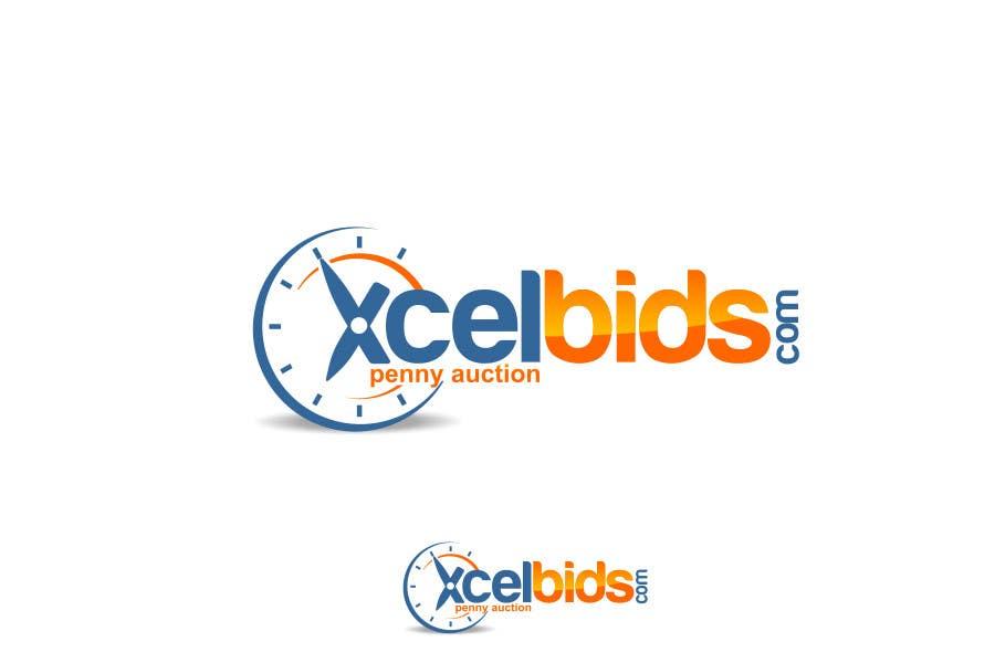 Penyertaan Peraduan #44 untuk Logo Design for xcelbids.com
