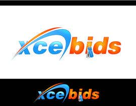Nro 267 kilpailuun Logo Design for xcelbids.com käyttäjältä NaeemAly