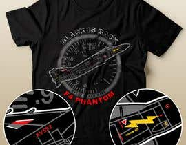 #122 for Jet Fighter t-shirt design needed. by jbktouch